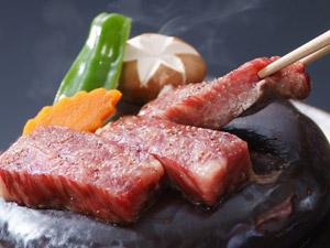 黒部和牛ステーキ