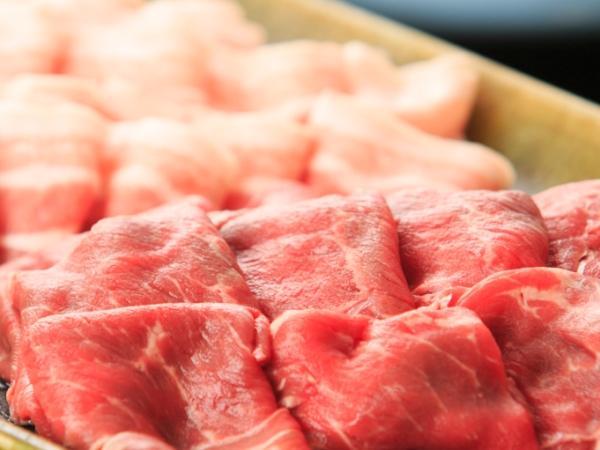 お肉はお一人様あたり450g