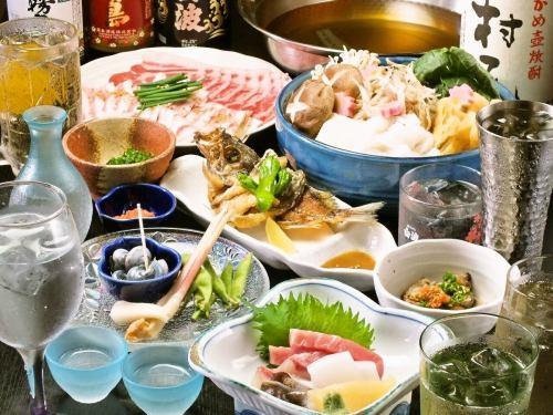 多酒食彩 つかさ おまかせコース ※画像はイメージです。