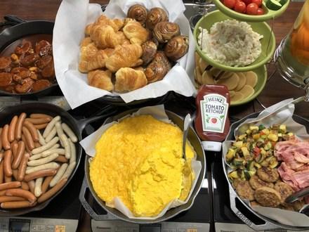 朝食ビュッフェ 6:30〜9:30(LO9:00)