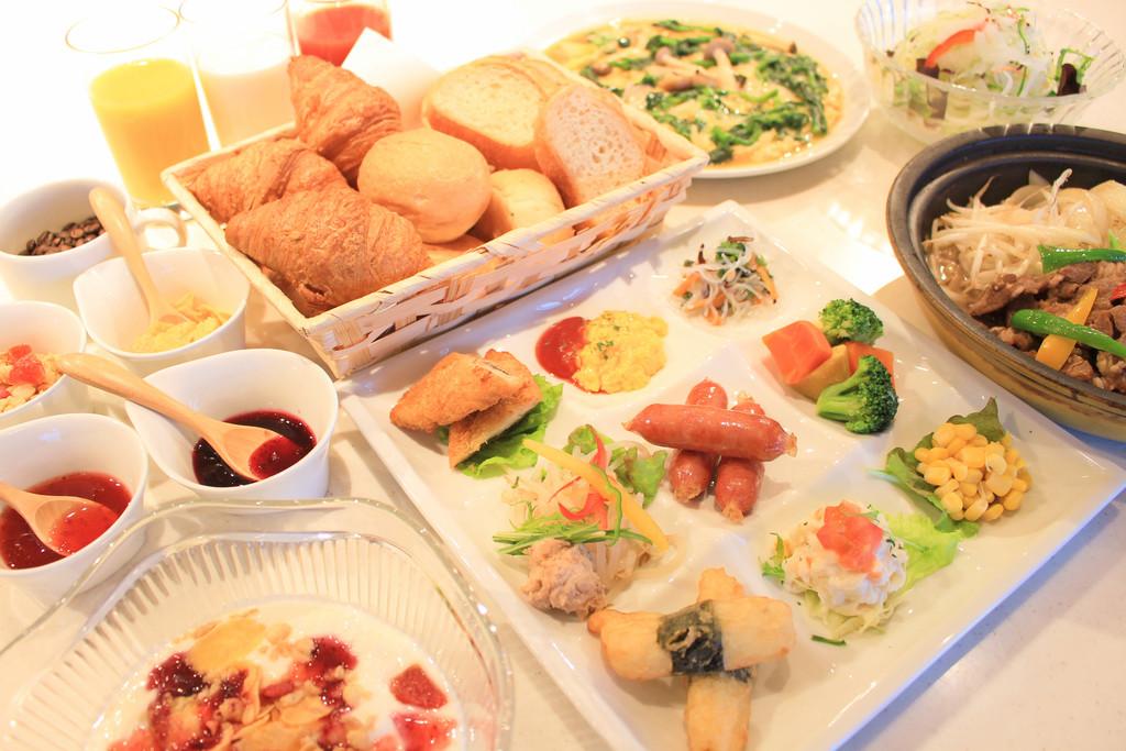 ティファニー朝食【洋食】