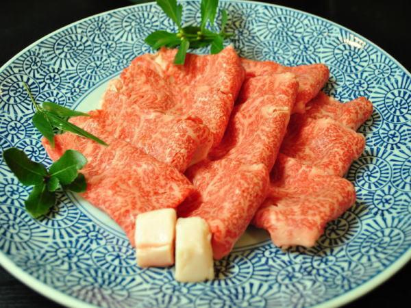にいがた和牛すき焼き
