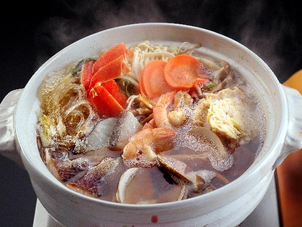 選べるお鍋 瀬波魚介鍋
