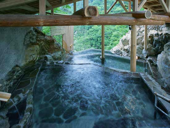 空室検索 : 露天風呂から絶景が ...