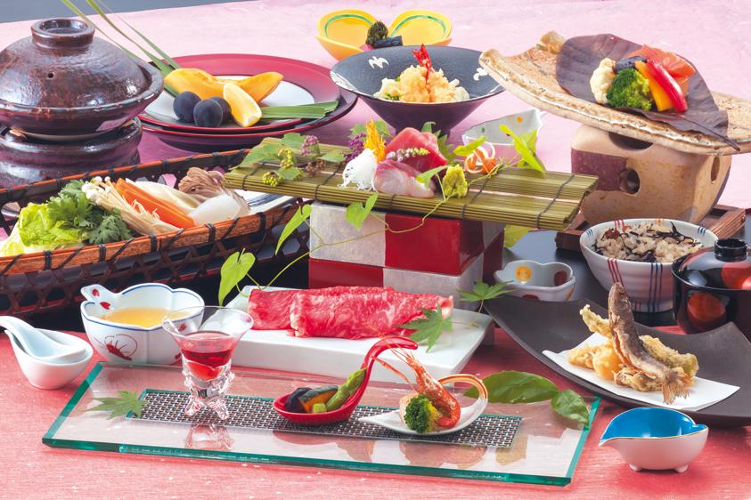 上州牛すき焼き料理(イメージ)