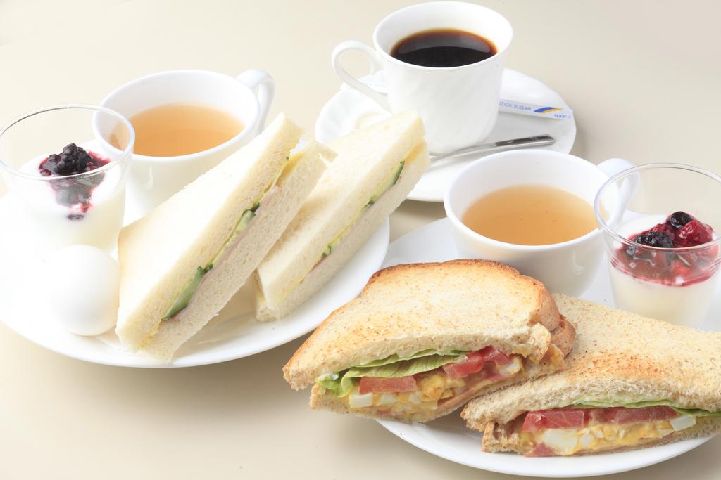 ルノアールの軽朝食(イメージ)