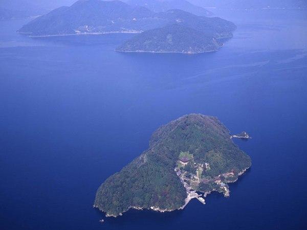 パワースポット「竹生島〜神の住む島〜」
