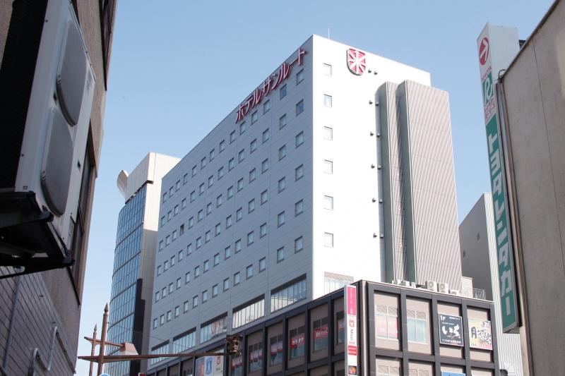 長野駅より徒歩2分!!!