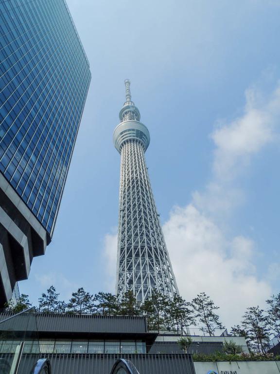 東京スカイツリー(R)です♪