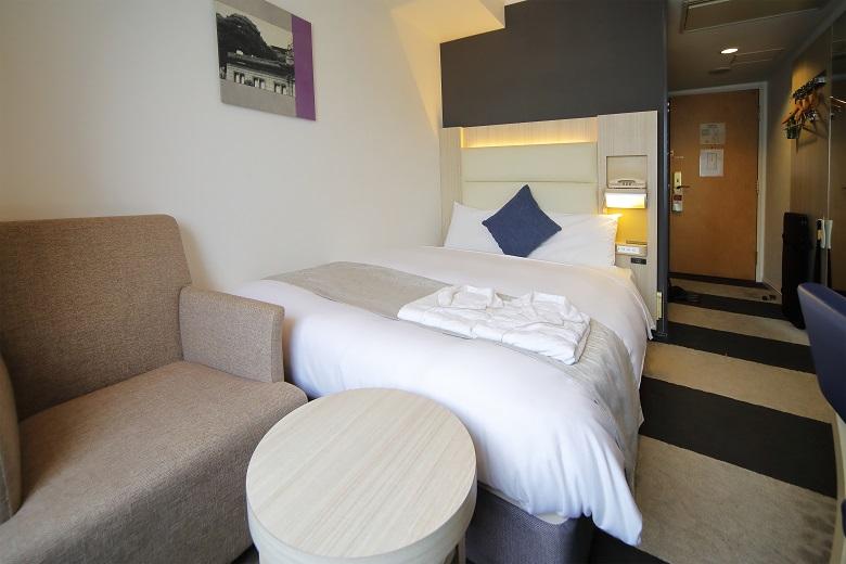 ☆Semidouble room (bed wide 140cm)☆