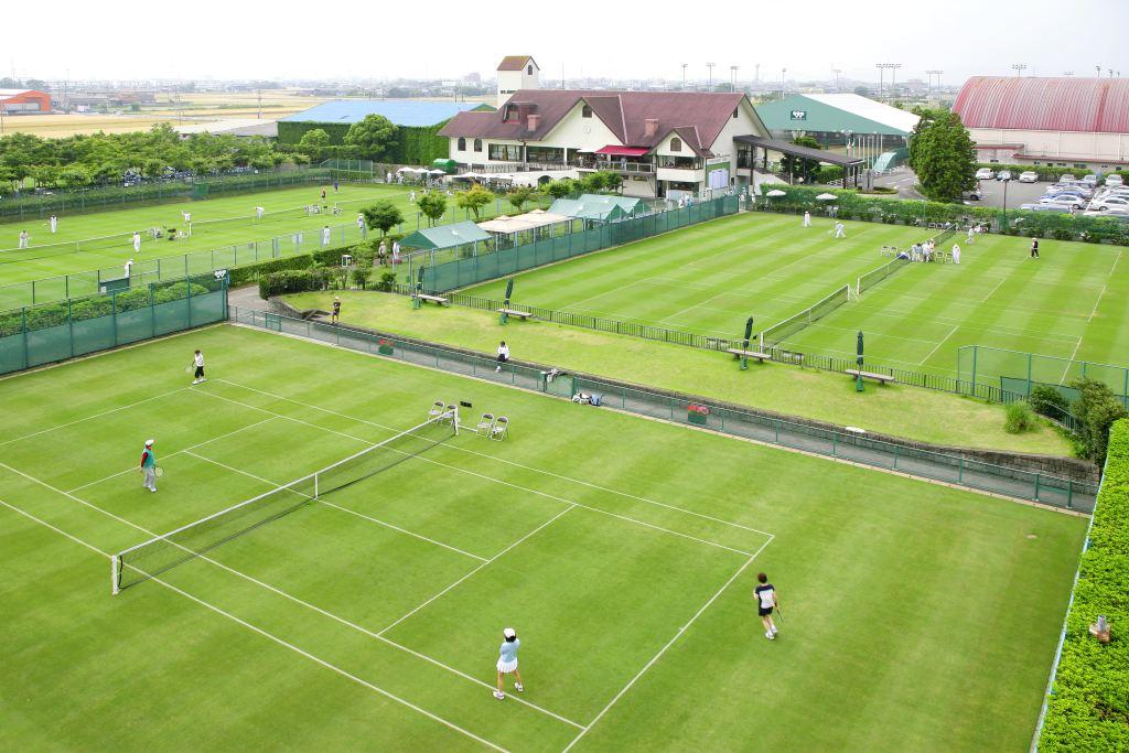 グラスコート佐賀テニスクラブ一部
