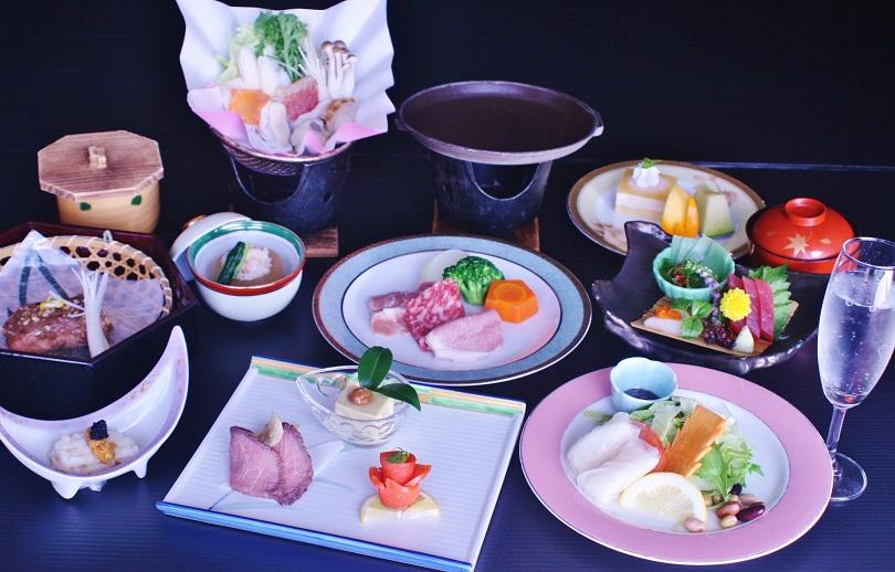 45周年お料理イメージ