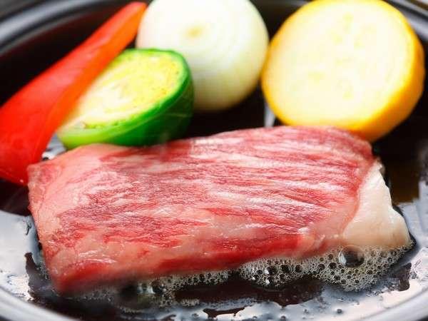 美味しい佐賀産和牛を、贅沢にステーキで!