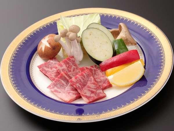 佐賀和牛のステーキをぜひ御堪能下さいませ