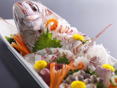 春の風物詩「桜鯛」を存分にお楽しみ頂ける期間限定プラン<br>≪料理イメージ≫