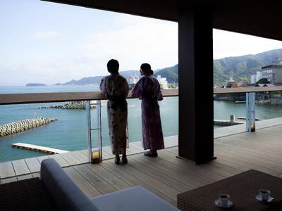 ≪NAGISAテラス≫淡路島での滞在をゆっくりとお楽しみ下さい