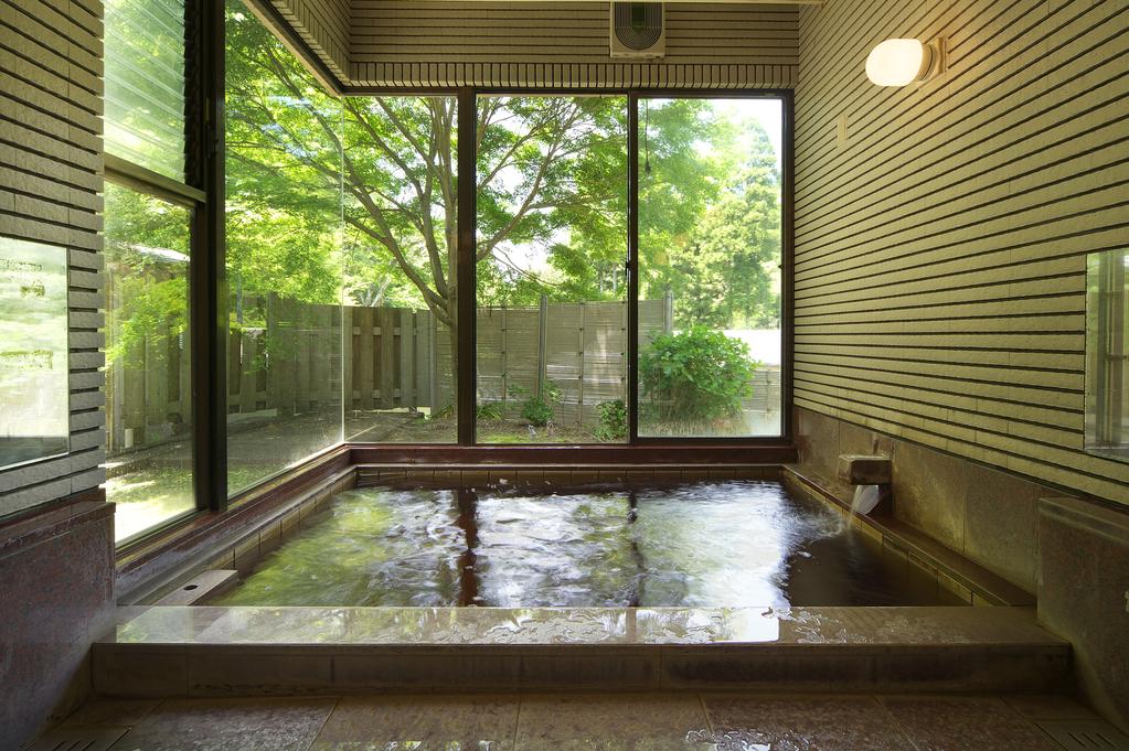 無料で使用できる『貸切風呂』