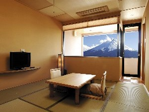 ひのき露天風呂付10畳和室【302】