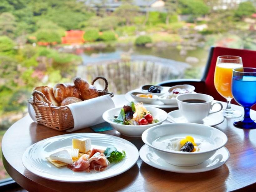 「ガーデンラウンジ」 朝食イメージ