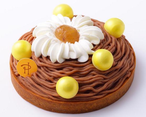 ピエール・エルメ・パリ特製クリスマスケーキ イメージ