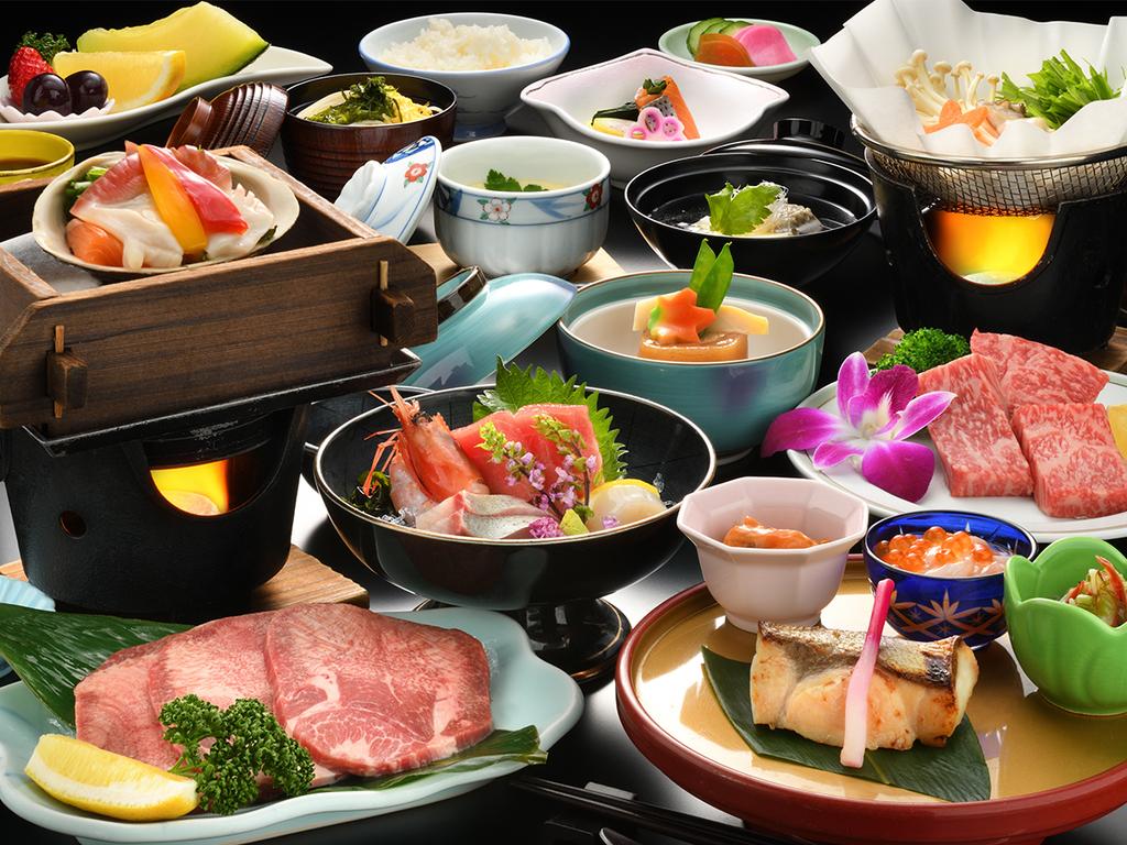 肉好きにはたまらない・仙台黒毛和牛&牛タン!