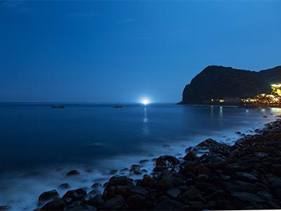 伊豆北川温泉夜景