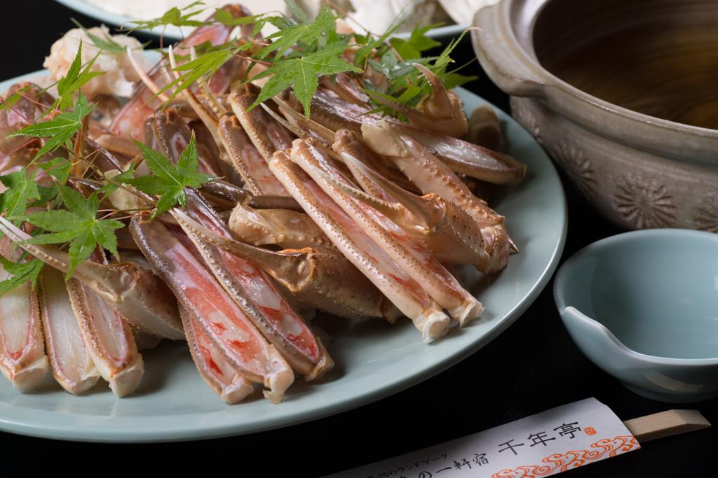 カニすきを大鍋で♪〆はカニ雑炊!