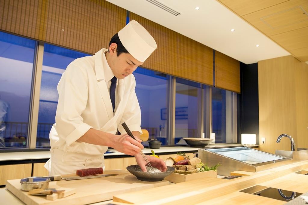 日本料理カウンターイメージ