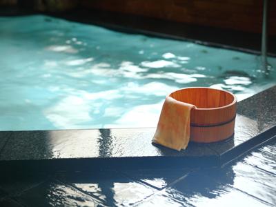 【宿泊者様無料】低温サウナ付の大浴場