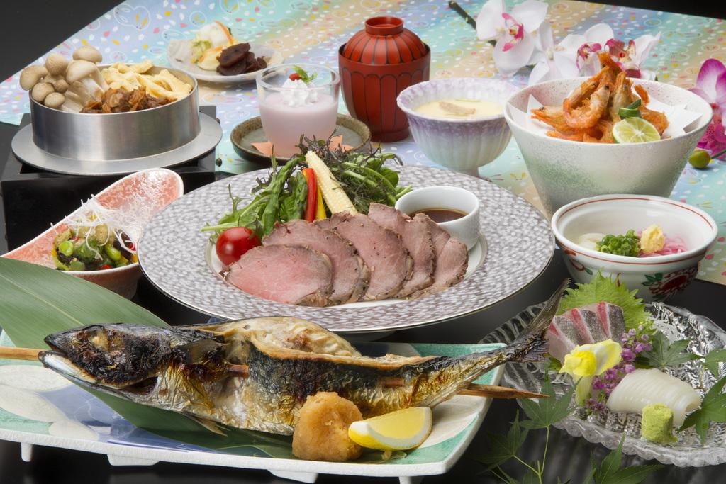 三国膳 お料理イメージ