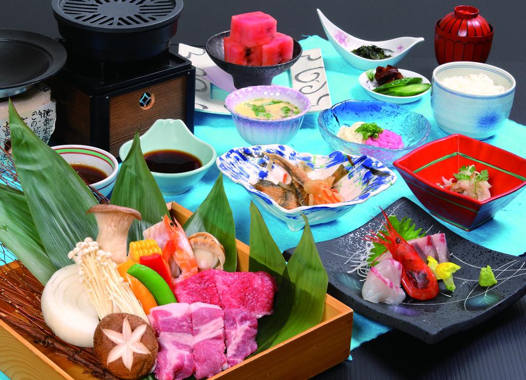 三国涼夏膳 お料理イメージ