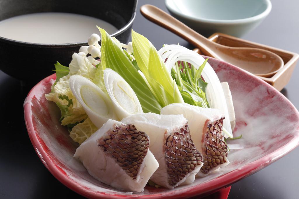 【春】三国御膳【桜鯛豆乳鍋】お料理イメージ