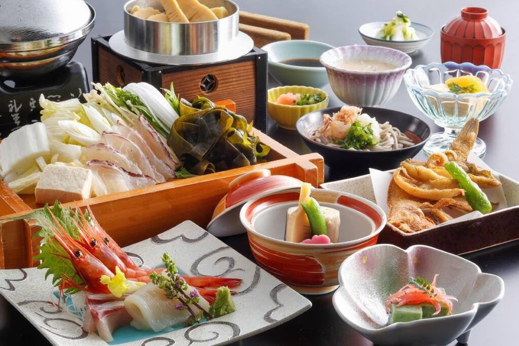 野菜マルシェ de 彩鍋お料理イメージ