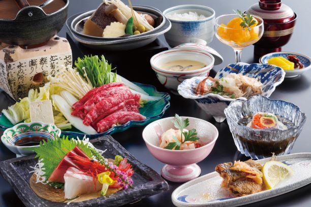 【春】三国御膳お料理イメージ