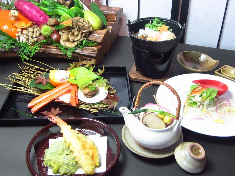 Seasonal Japanese Dining
