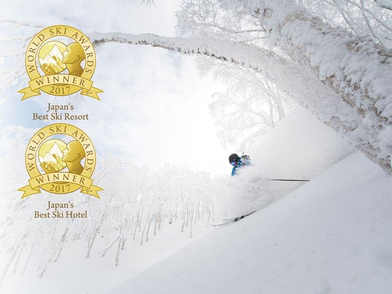 日本国内最大級のスケールと、世界最高品質の雪質が楽しめるルスツリゾートスキー場