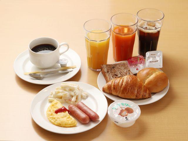 洋食朝食セット