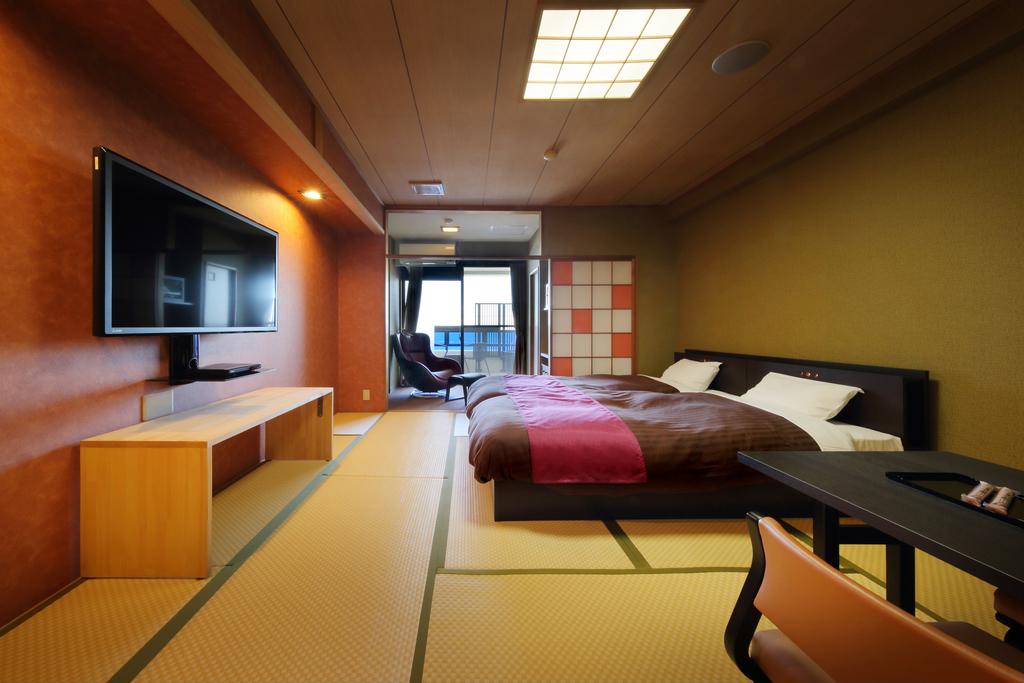 新岬感 和室・ツイン お部屋の一例です・・☆